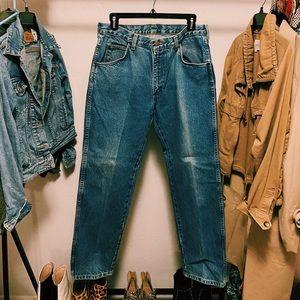 Wrangler Straight Leg Vintage Jeans